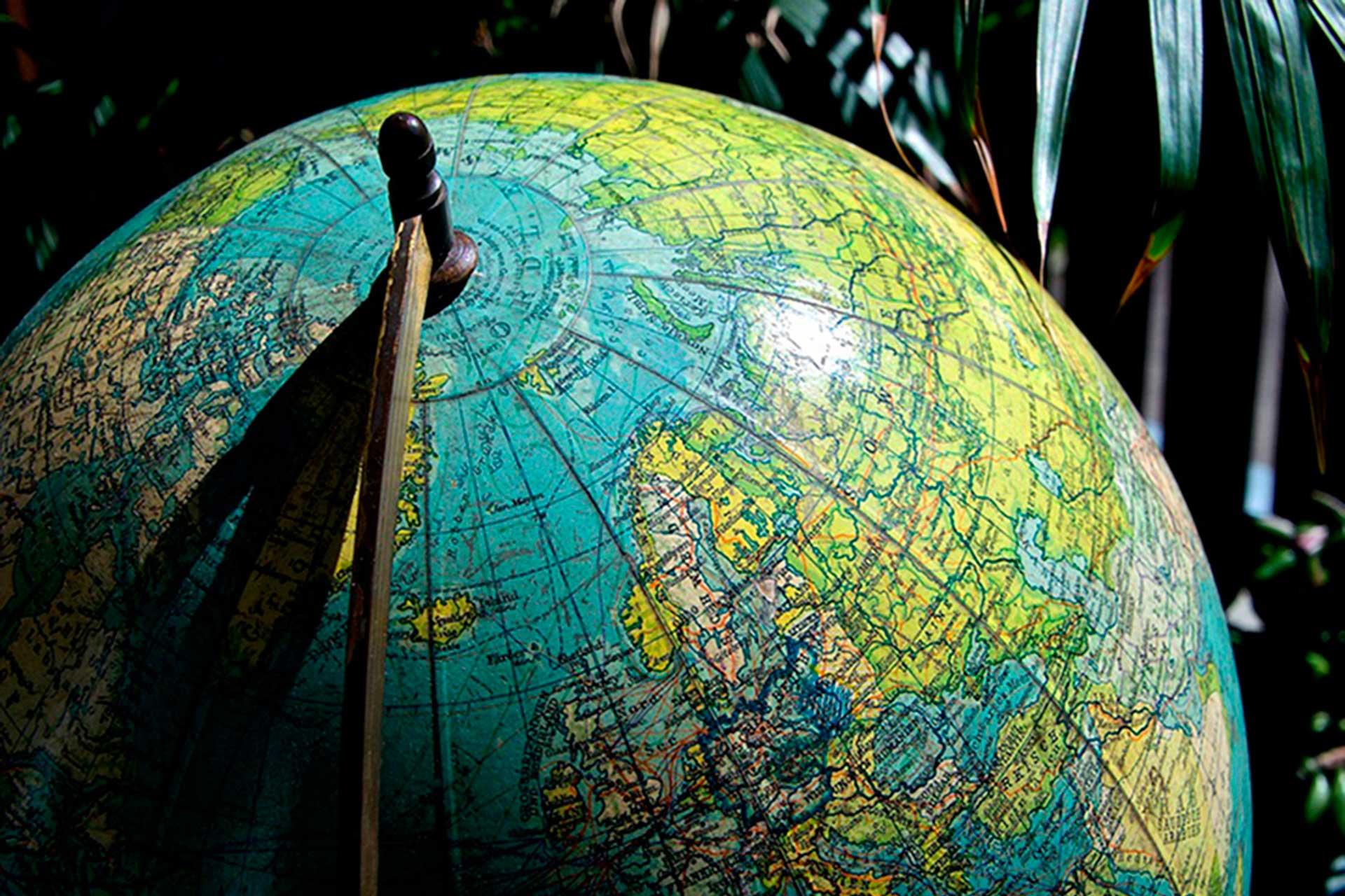 Círculos y semicírculos imaginarios de la Tierra